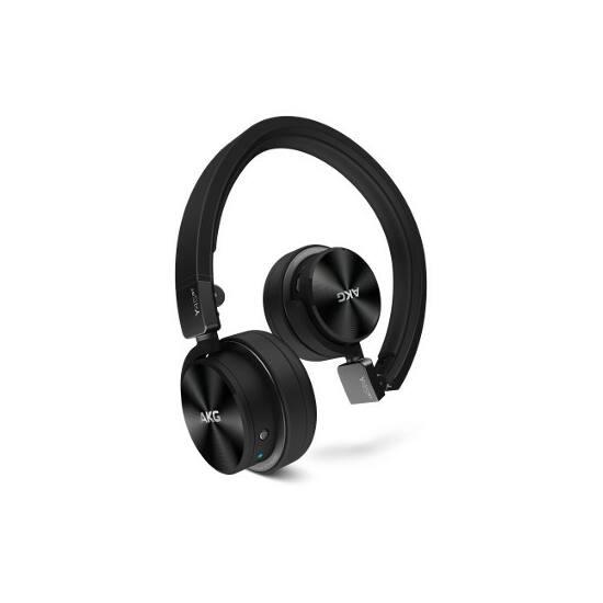 AKG Y45BT fejhallgató, fekete (Bemutató darab)