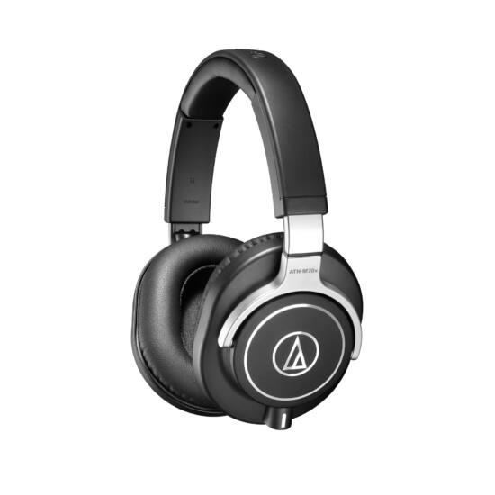 Audio-Technica ATH-M70X fejhallgató, fekete