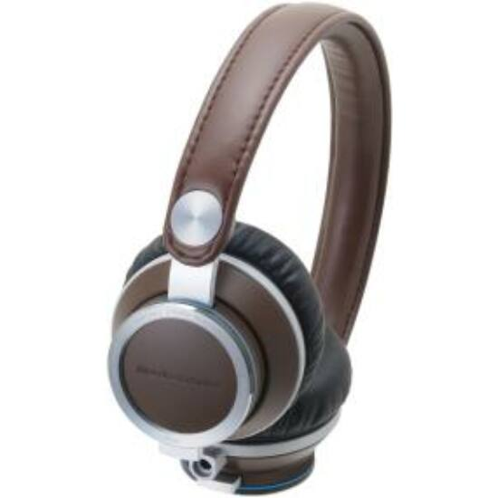 Audio-technica ATH-RE700 fejhallgató, barna