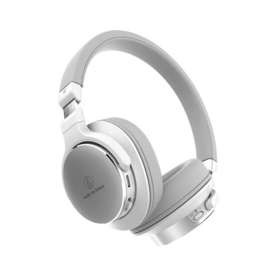Audio-technica ATH-SR5BT Bluetooth fejhallgató, fehér