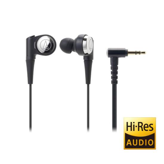 Audio-Technica ATH-CKR10 Fülhallgató, fekete