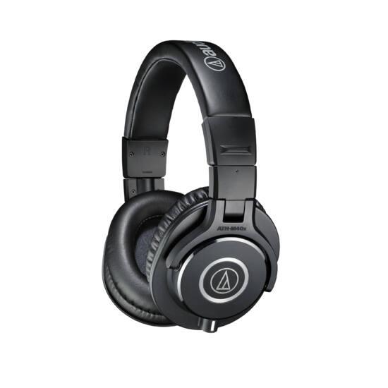 Audio-Technica ATH-M40X fejhallgató, fekete