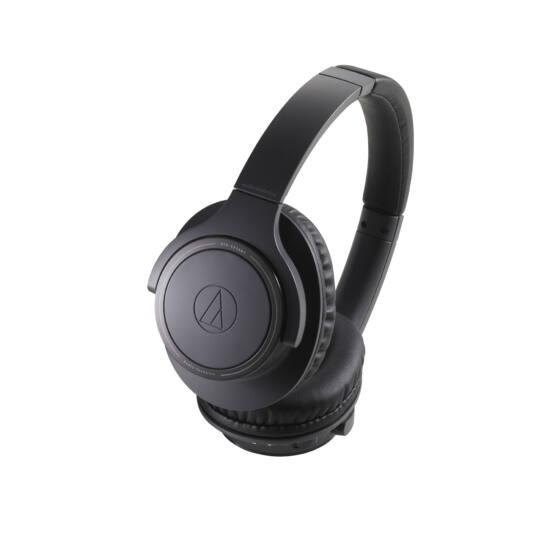 Audio-technica ATH-SR30BT vezeték nélküli fejhallgató, szénszürke