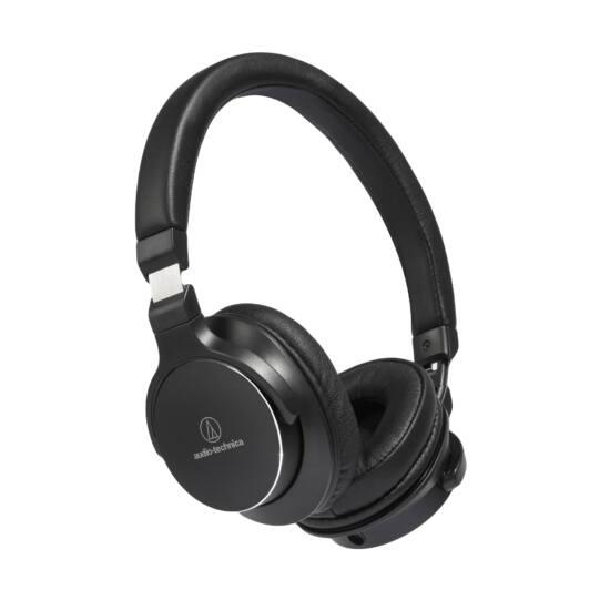 Audio-technica ATH-SR5 fejhallgató, fekete