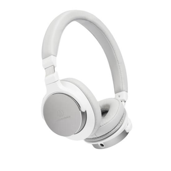 Audio-technica ATH-SR5 fejhallgató, fehér