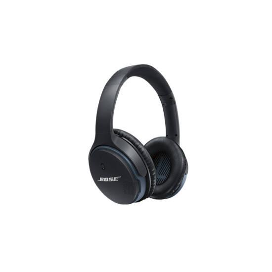 Bose SoundLink AE II  fül köré illeszkedő fekete Bluetooth  fejhallgató