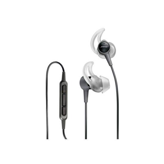 Bose SoundTrue Ultra In-Ear fekete fülhallgató Galaxy kompbatibilis