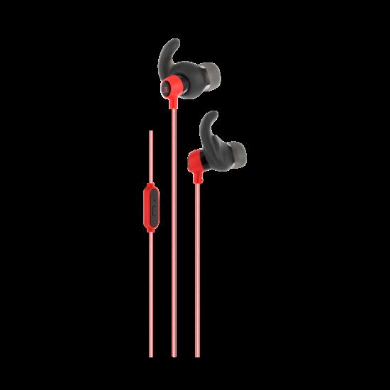 JBL Reflect Mini sport fülhallgató Android/Univerzális Piros Bolti bemutató darab