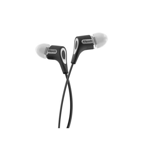Klipsch R6 II Fülhallgató Fekete