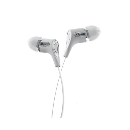 Klipsch R6 II Fülhallgató Fehér