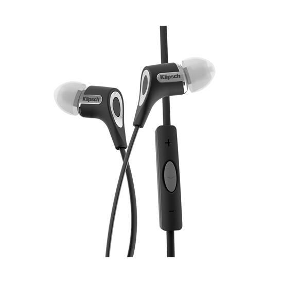 Klipsch R6i II Fülhallgató Fekete