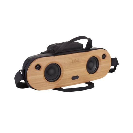 Marley Bag of Riddim 2 EM-JA014-SB, hordozható bluetooth hangszóró