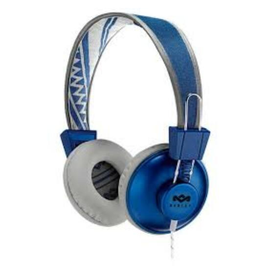 Marley (EM-JH011-DN) Positive Vibration Dubwise fejhallgató farmer kék