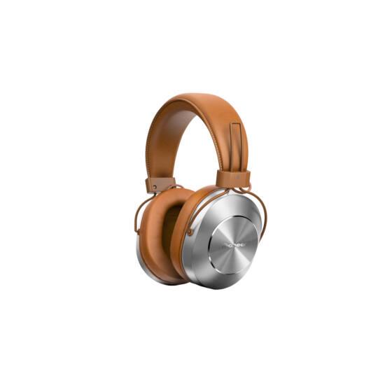 Pioneer SE MS7 BT Bluetooth fejhallgató barna