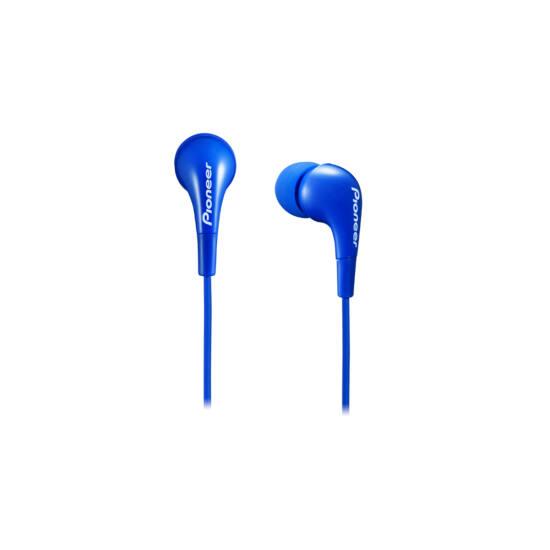 Pioneer SE-CL502 fülhallgató, kék