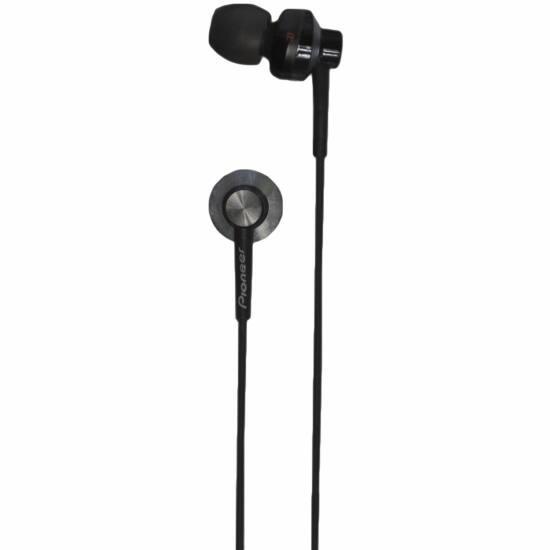 Pioneer SE-CL522 fülhallgató Fekete