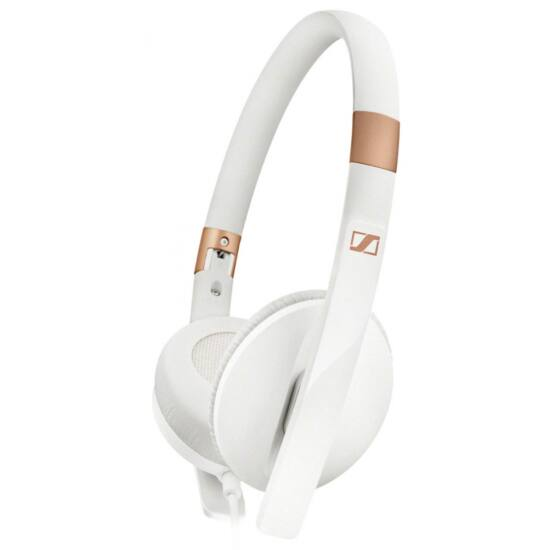 Sennheiser HD 2.30G Fejhallgató Fehér