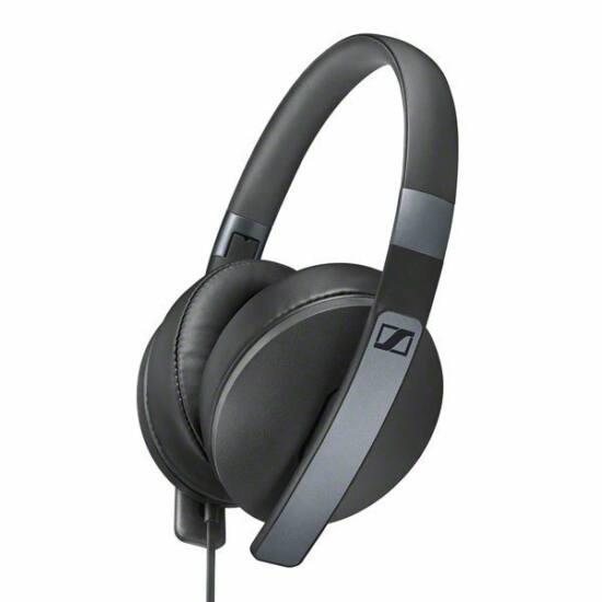 Sennheiser HD 4.20S Fejhallgató Fekete
