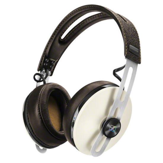 Sennheiser MOMENTUM 2 Wireless Ivory fejhallgató