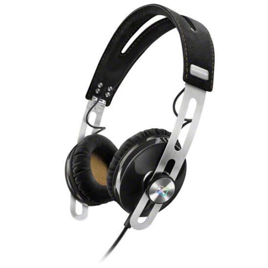 Sennheiser MOMENTUM On-Ear G Black (M2) (Bemutató darab)