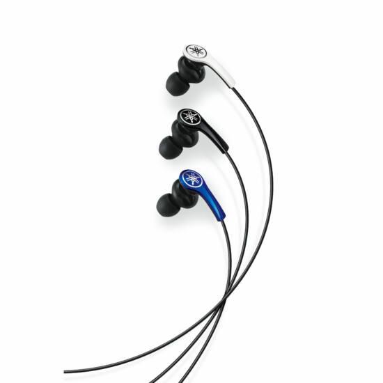 Yamaha EPH-M100 fülhallgató, fekete