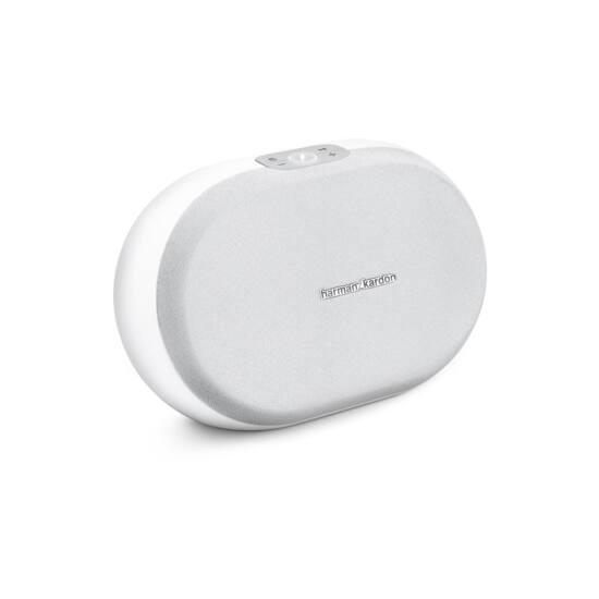 Harman Kardon Omni 20+ vezeték nélküli HD hangszóró, fehér