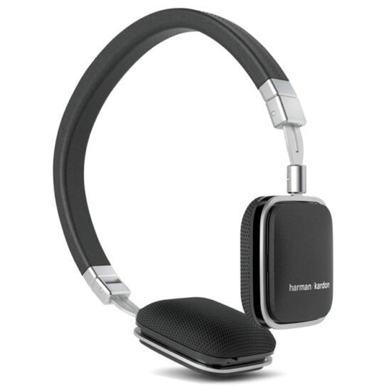 Harman Kardon Soho Wireless, Bluetooth Fejhallgató, fekete