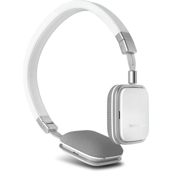 Harman Kardon Soho Wireless Bluetooth fejhallgató, fehér