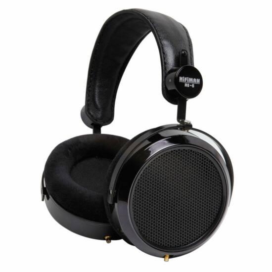 HiFiMAN HE-6 Hi-Fi fejhallgató Bolti bemutató darab