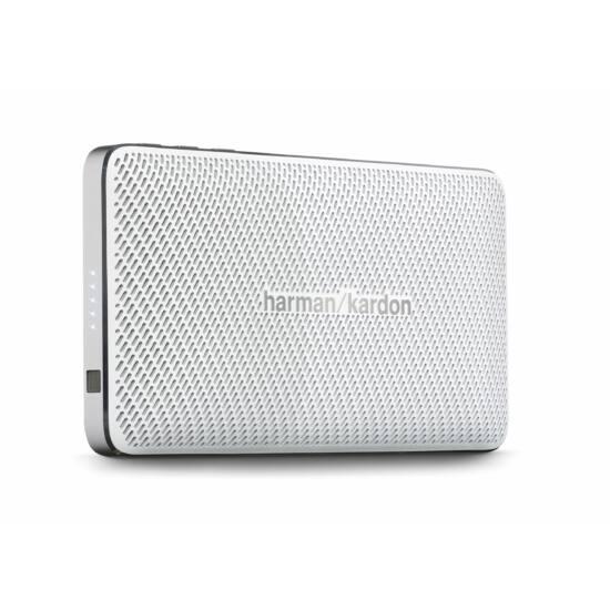Harman Kardon Esquire Mini Bluetooth hangszóró, fehér (Bemutató darab)