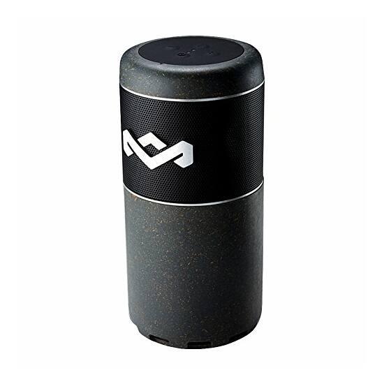 Marley Chant EM-JA009-MI, hordozható bluetooth hangszóró , fekete
