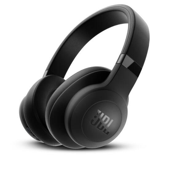 JBL E500BT bluetooth fejhallgató, fekete (Bemutató darab)