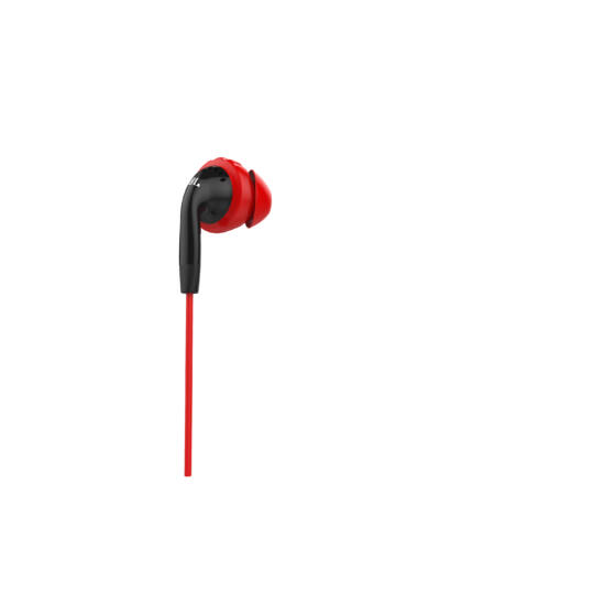 JBL Inspire 100 sport fülhallgató piros-fekete
