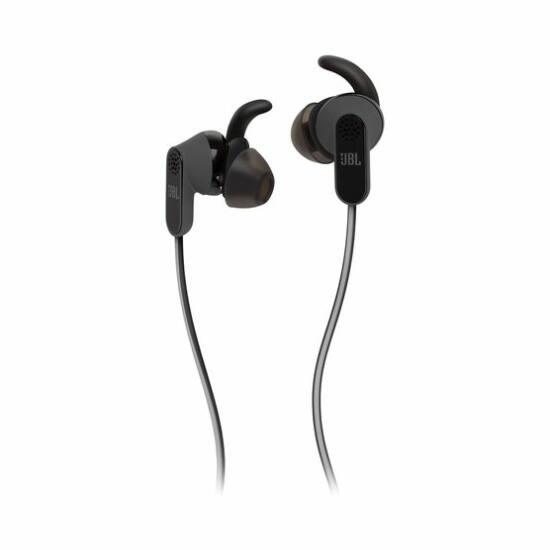 JBL Reflect Aware zajszűrős sport fülhallgató iOS, fekete