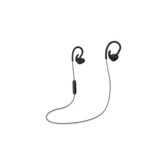 JBL REFLECT CONTOUR BT bluetooth fülhallgató, fekete (Bemutató darab)