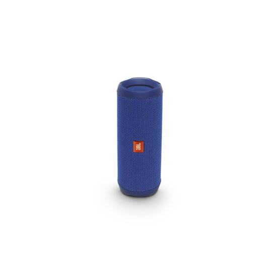 JBL Flip 4 vízálló bluetooth hangszóró, kék DEMO
