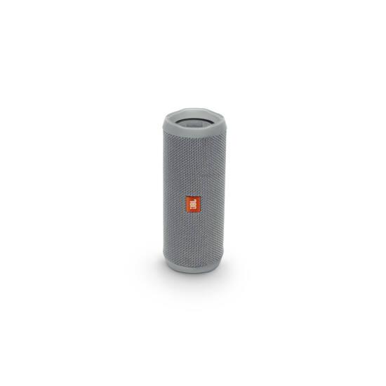 JBL Flip 4 vízálló bluetooth hangszóró, szürke DEMO