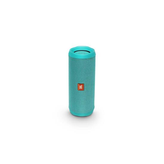 JBL Flip 4 vízálló bluetooth hangszóró, teal DEMO