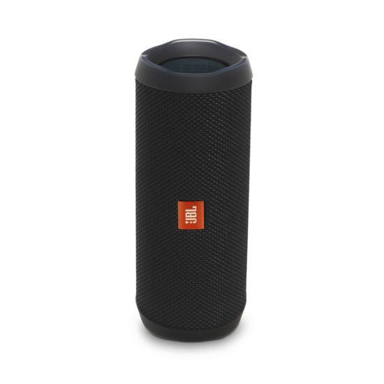 JBL Flip 4 vízálló bluetooth hangszóró, fekete DEMO