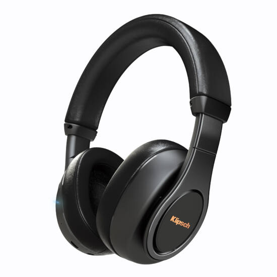Klipsch Reference Over-ear bluetooth fejhallgató fekete