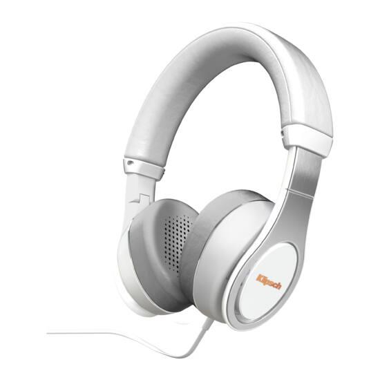 Klipsch Reference On-ear II fejhallgató fehér