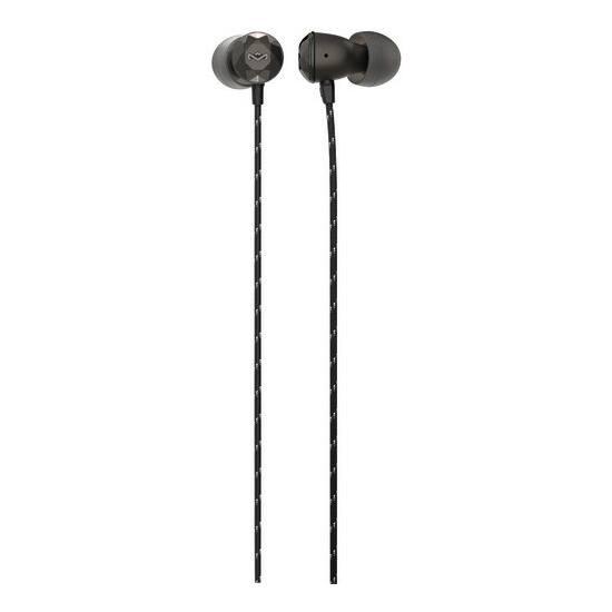 Marley (EM-FE033-HM) Nesta in-ear Hematite, fekete