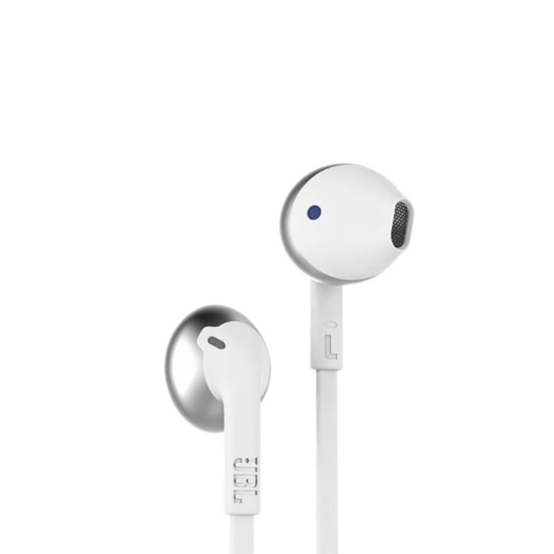 JBL T205 fülhallgató króm (Csomagolás sérült)