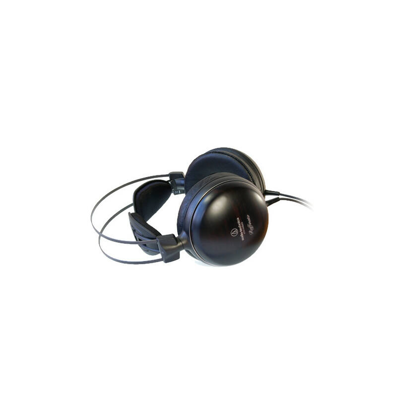 "Audio-Technica ATH-W5000 ""Raffinato"" fejhallgató, fekete"