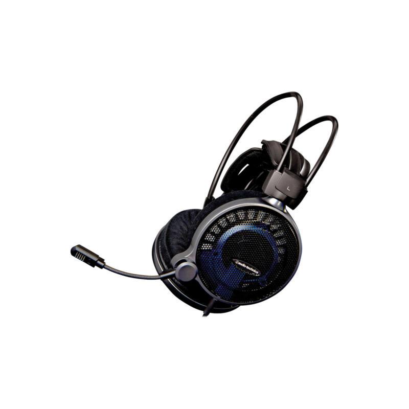 Audio-Technica ATH-ADG1X Prémium Gamer Fejhallgató, fekete