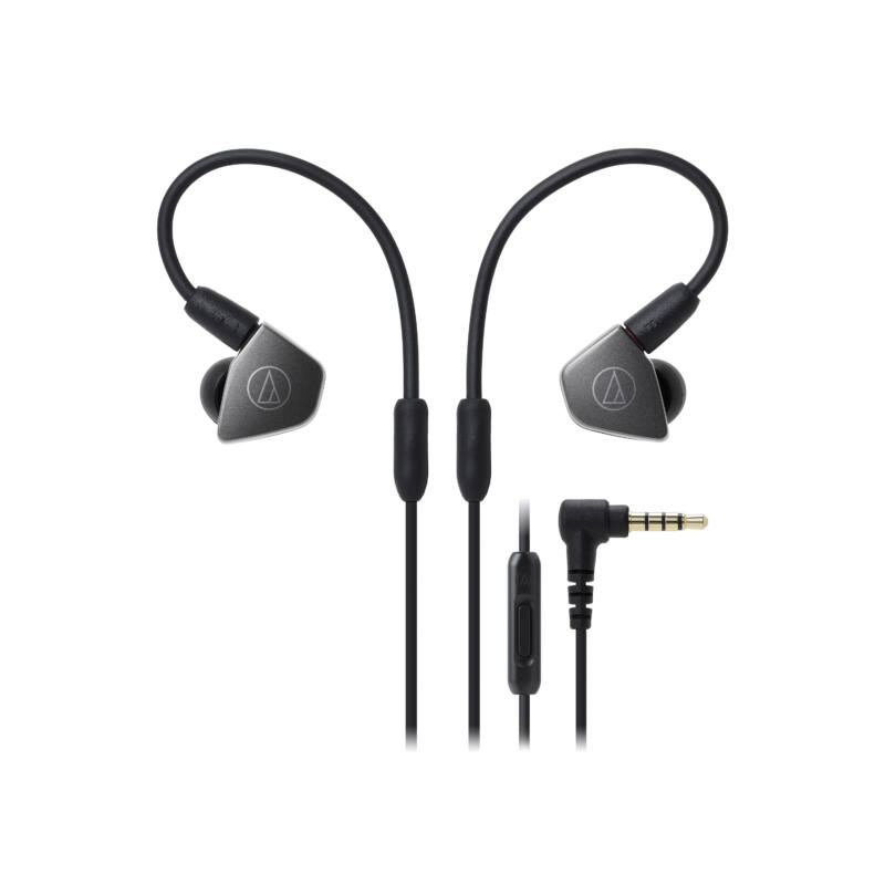 Audio-technica ATH-LS70iS Live-Sound fülhallgató (Bemutató darab)