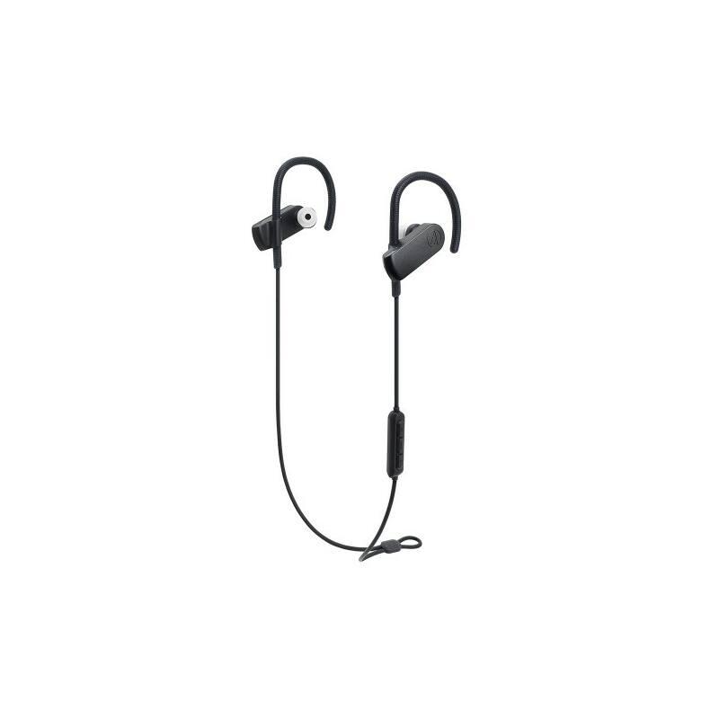 Audio-technica ATH-SPORT70BT Vezeték nélküli Sport Fülhallgató fekete