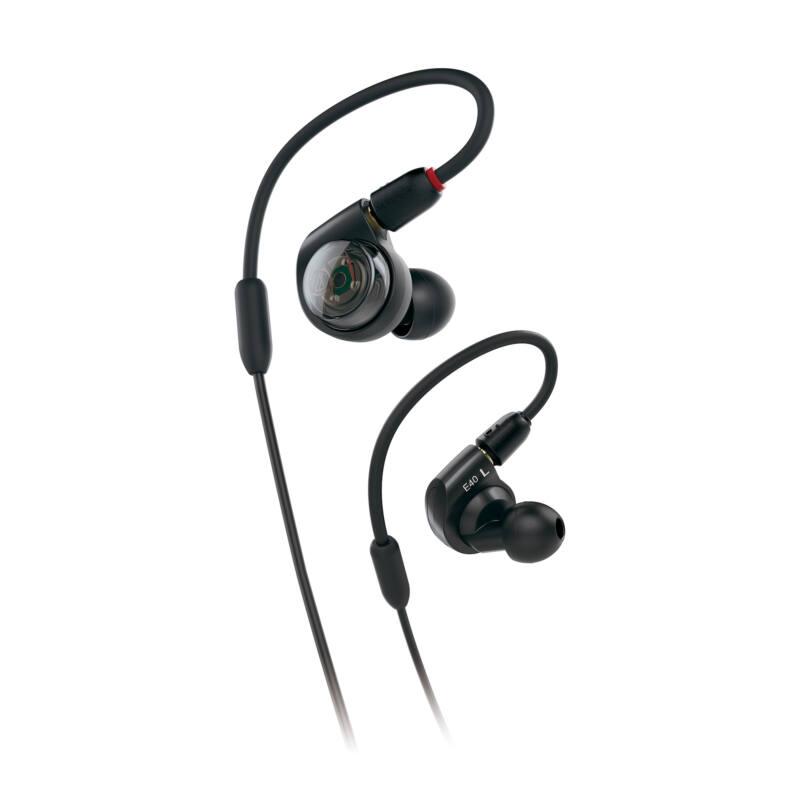 Audio-Technica ATH-E40 professzionális fülmonitor fülhallgató