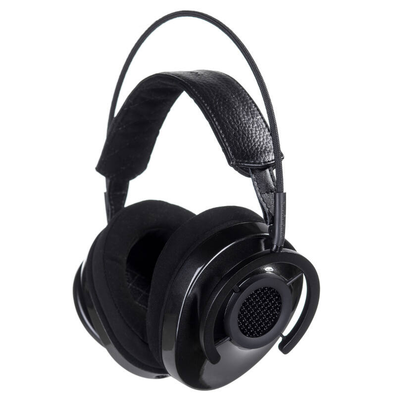 AudioQuest NightHawk Carbon fejhallgató, fekete (bemutató darab)