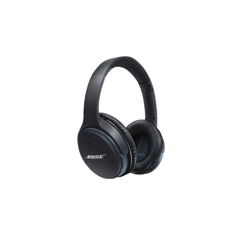 Bose SoundLink AE II  fül köré illeszkedő fekete Bluetooth  fejhallgató (Bemutató darab)